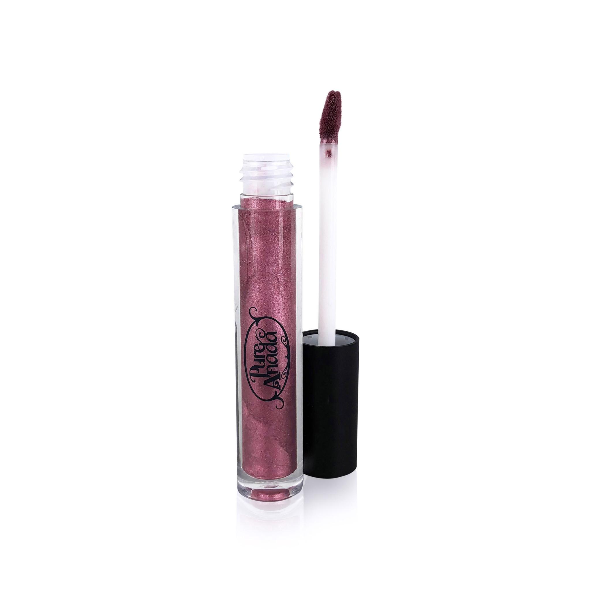 Glisten Mineral Lip Gloss - Amethyst-2