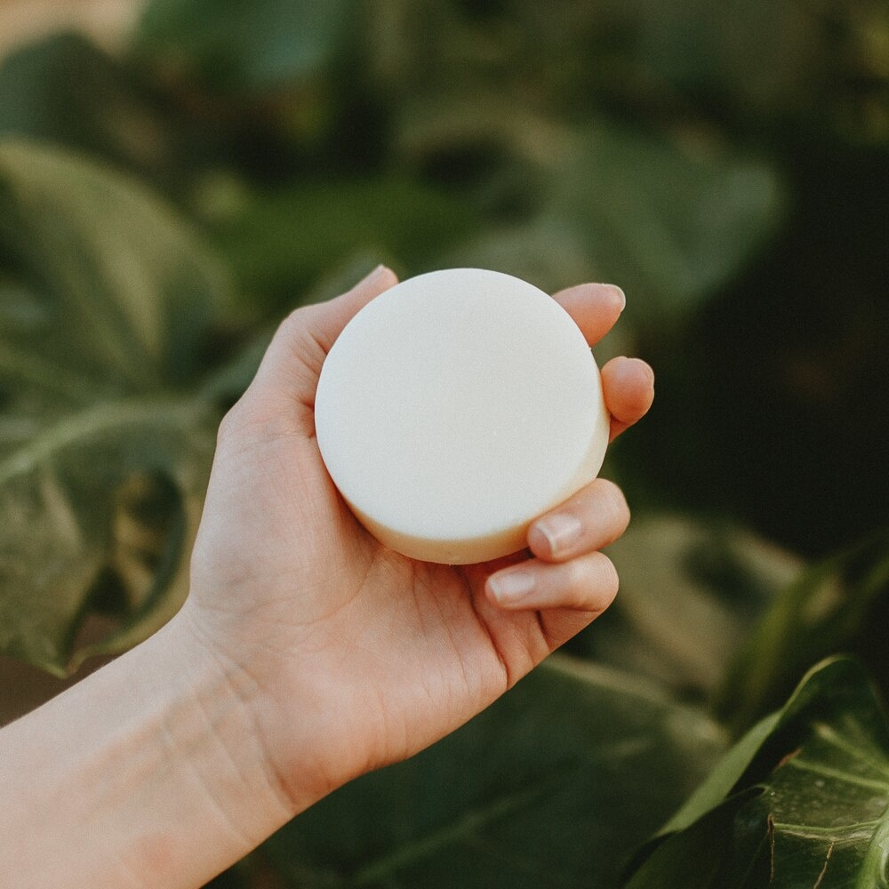 Conditioner Bar - Cooling (Peppermint & Rosemary)-1
