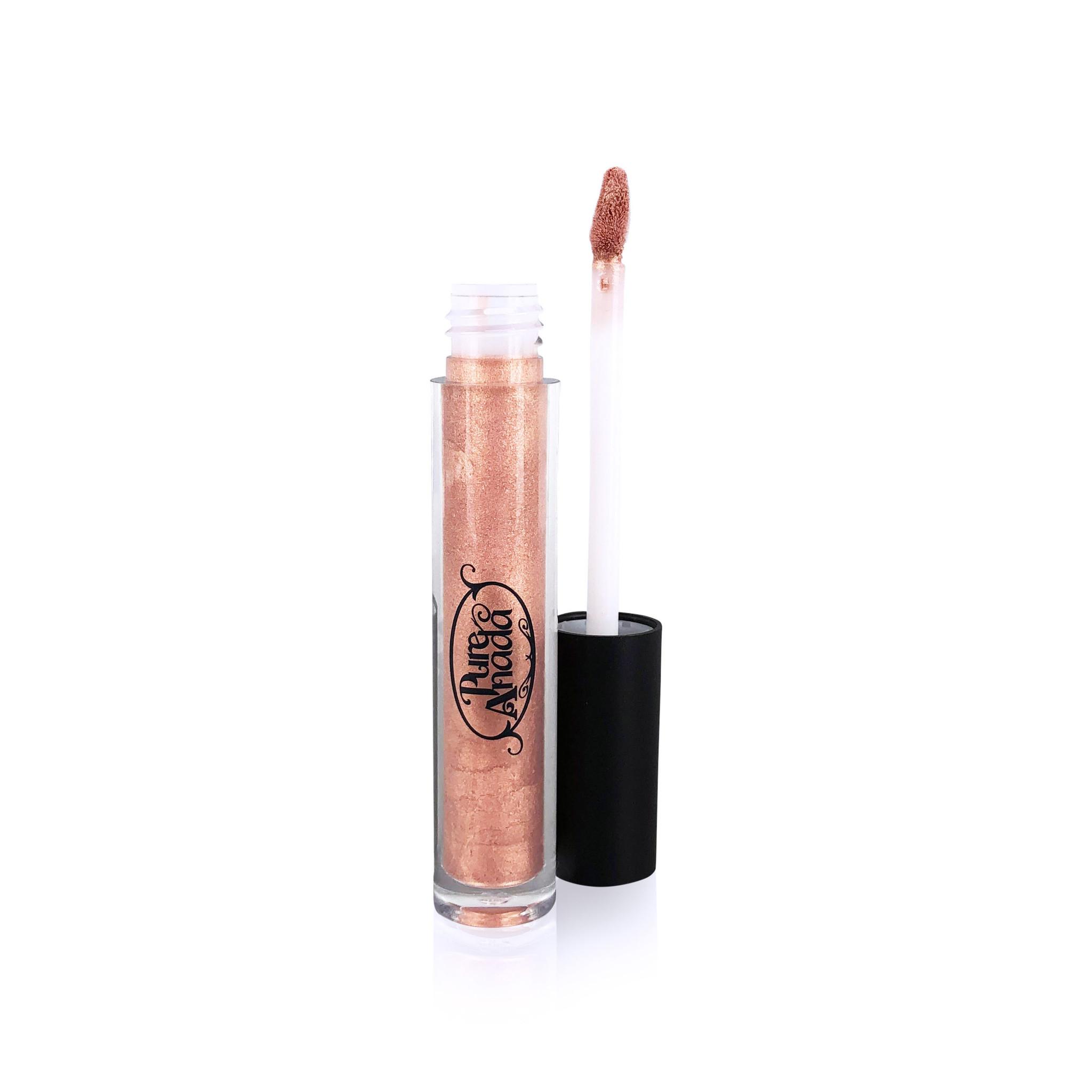 Glisten Mineral Lip Gloss - Morganite-2
