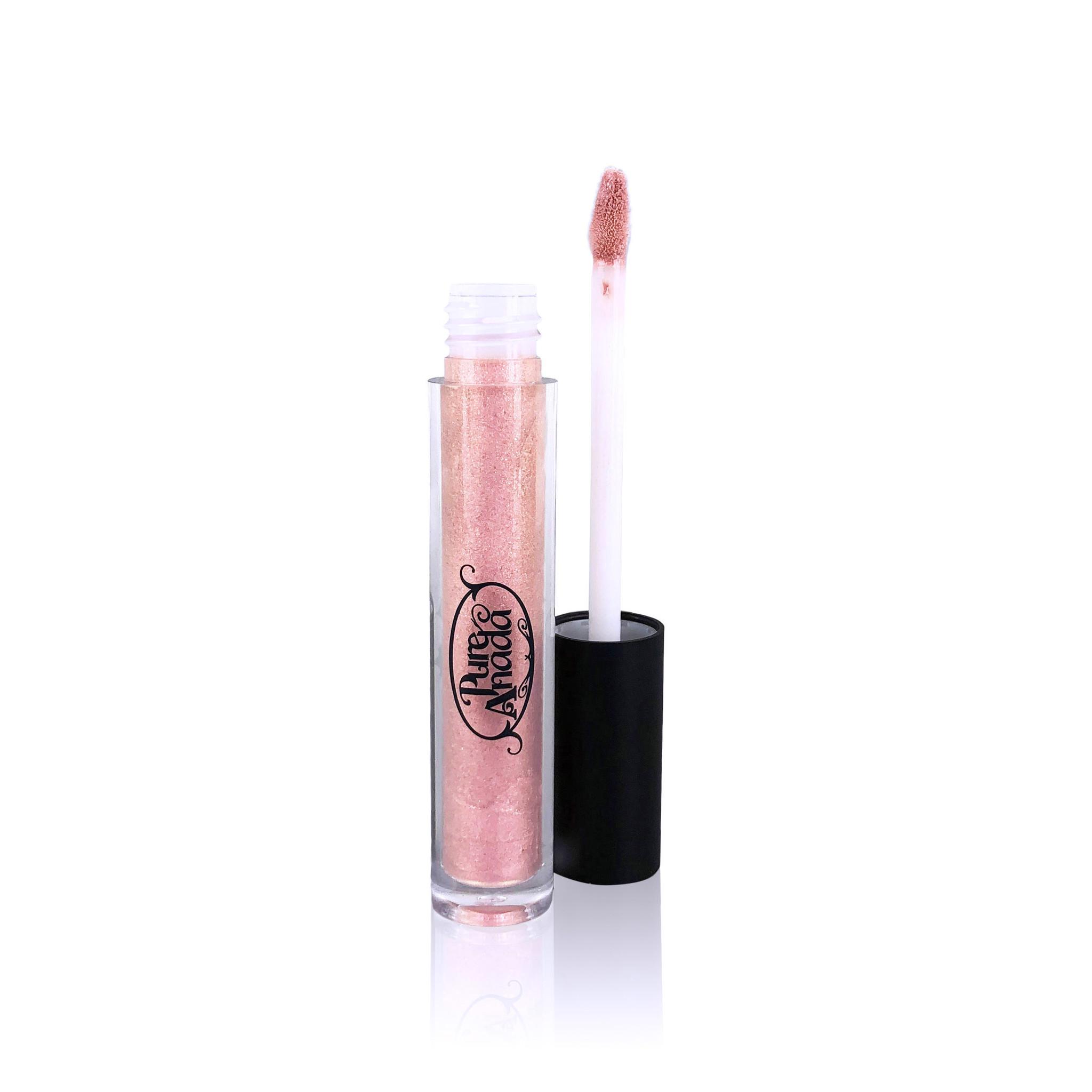 Glisten Mineral Lip Gloss - Opal-2
