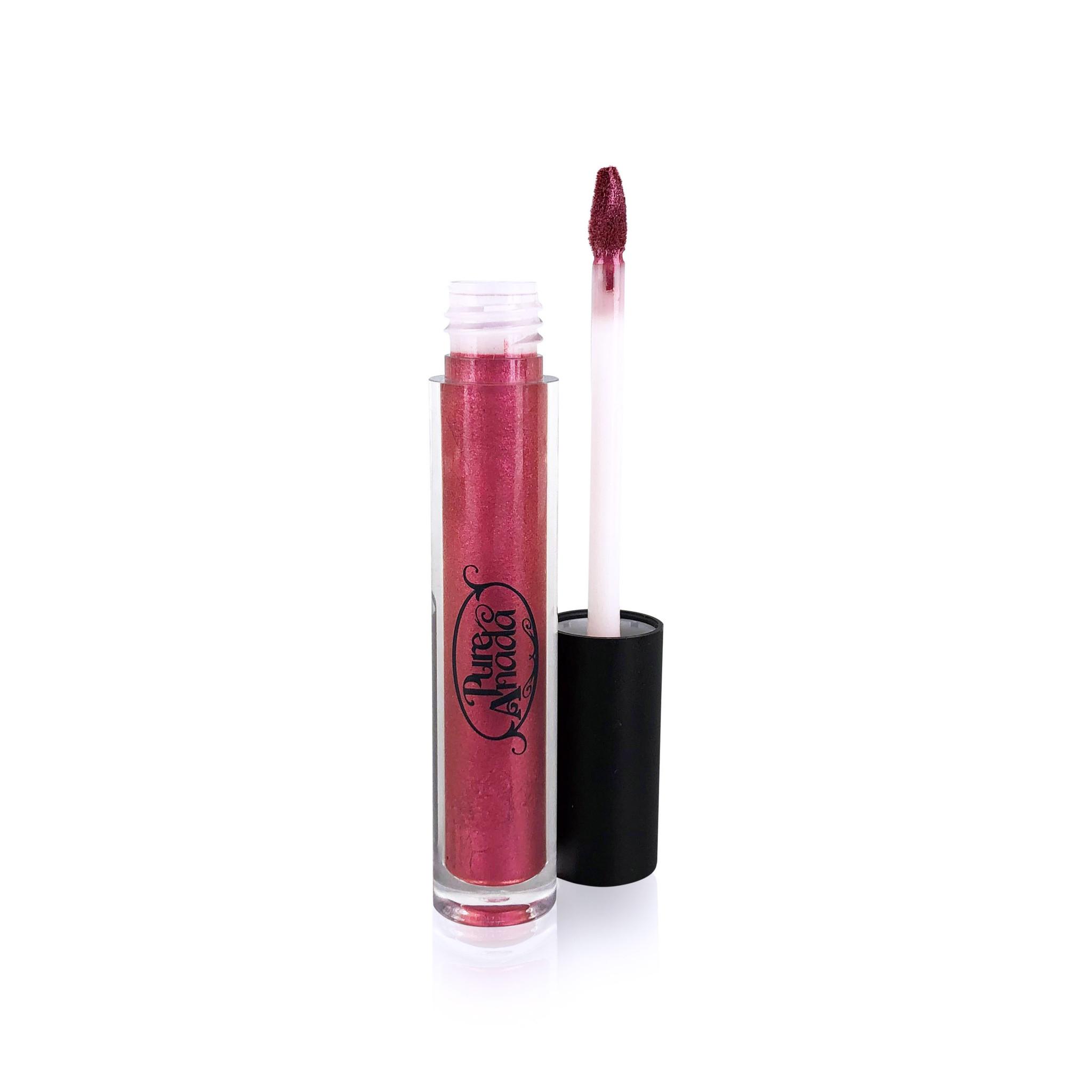 Glisten Mineral Lip Gloss - Rubellite-2