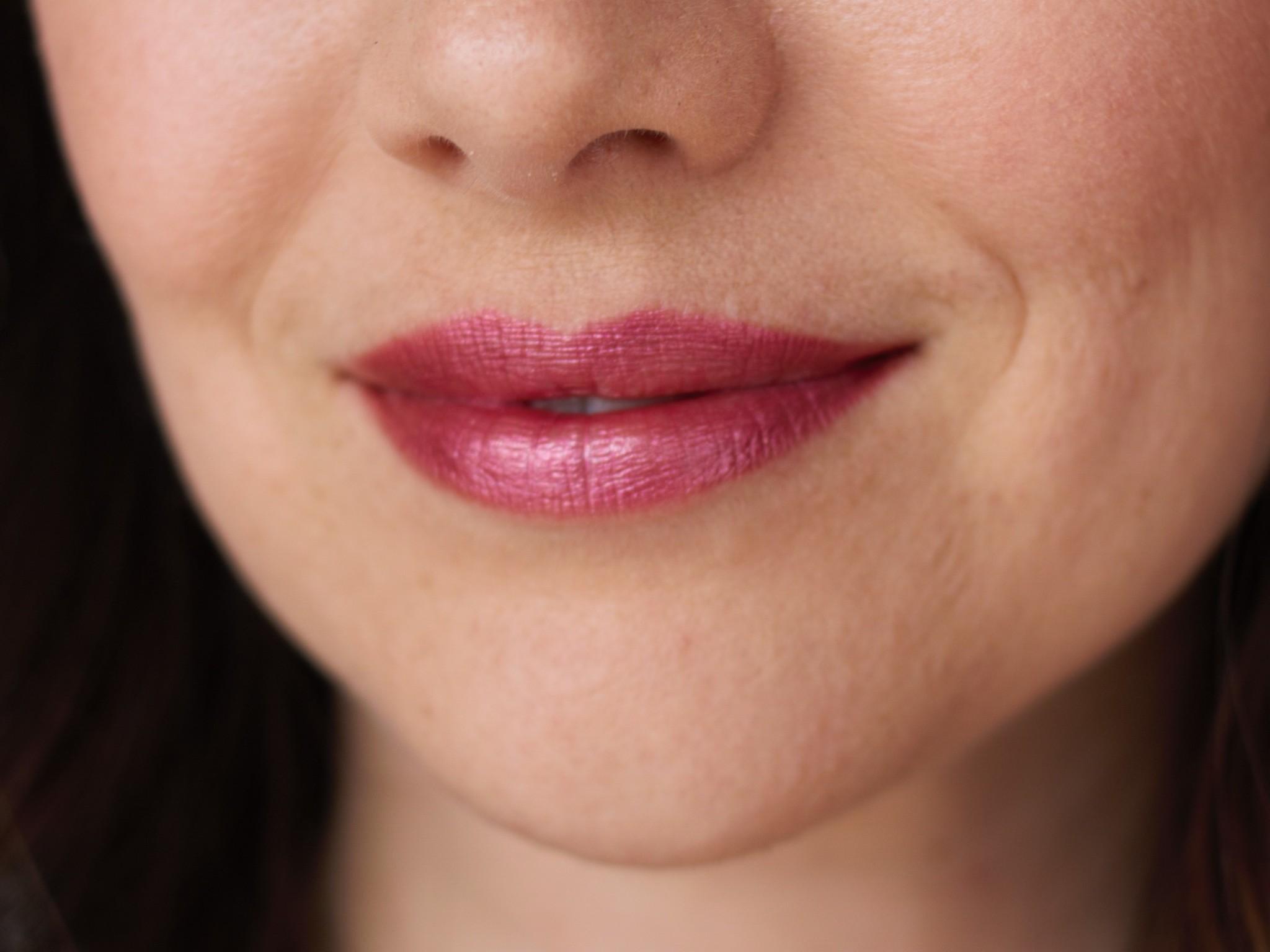 Glisten Mineral Lip Gloss - Rubellite-3