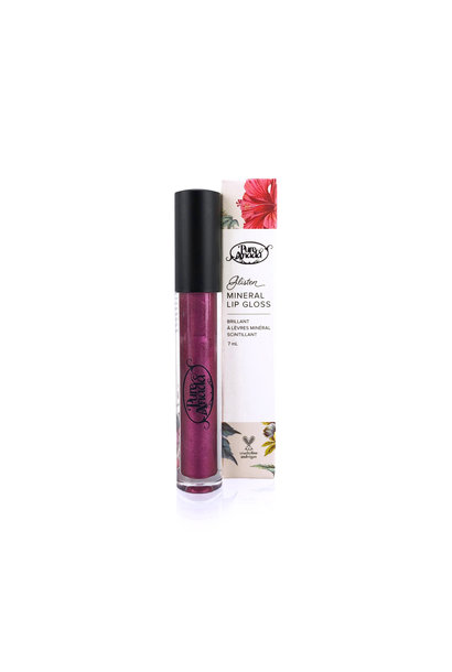 Glisten Mineral Lip Gloss - Tourmaline