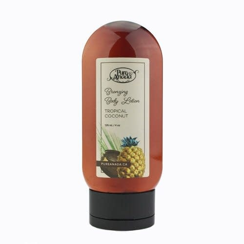 Bronzing Body Shimmer Lotion - Tropical Coconut-1