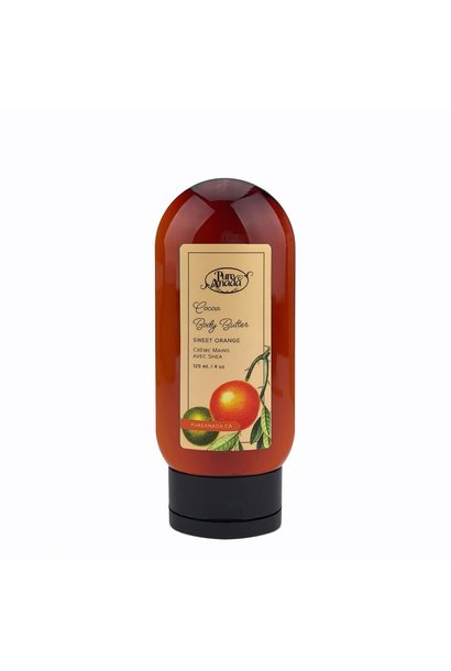 Cocoa Body Butter - Sweet Orange