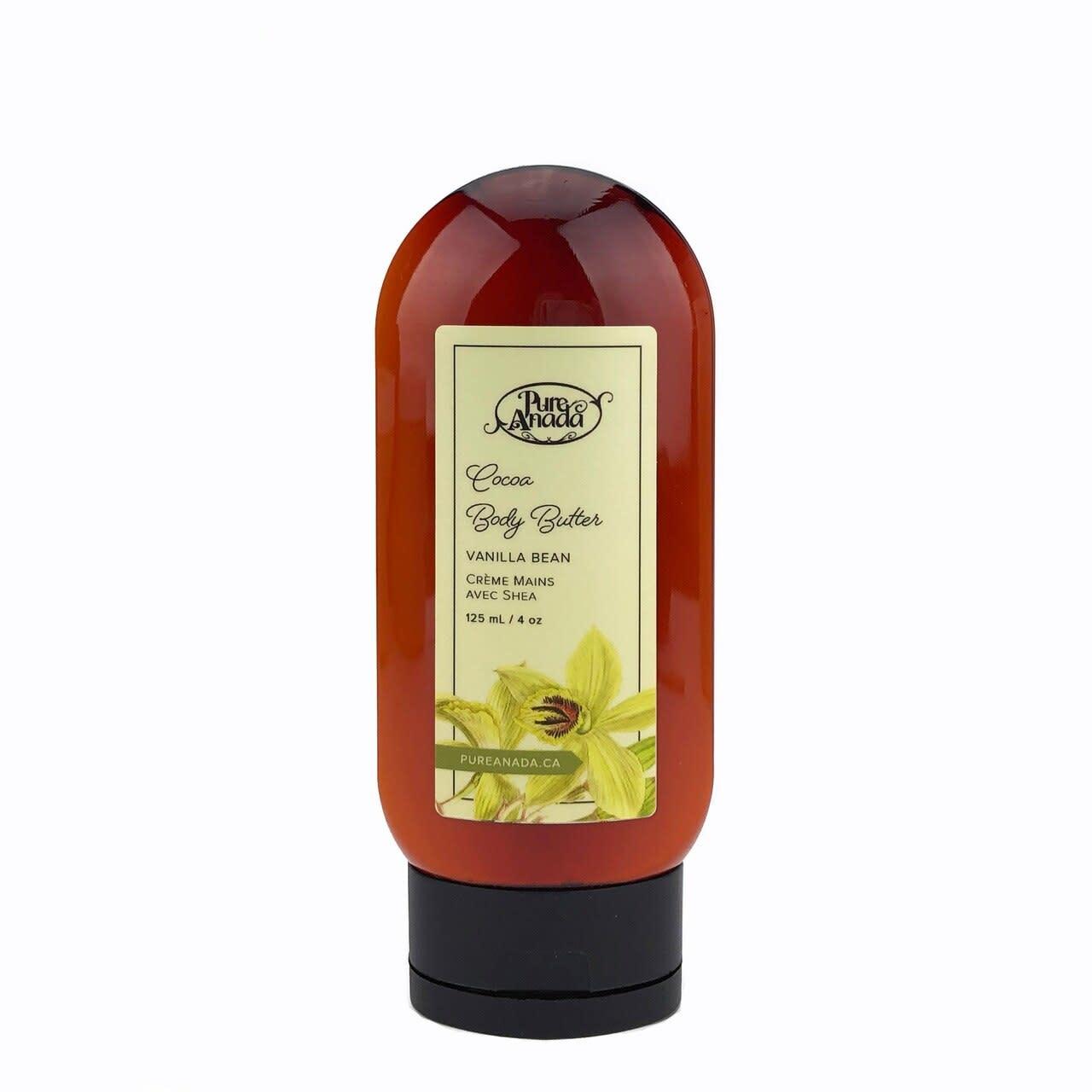 Cocoa Body Butter - Vanilla Bean-1