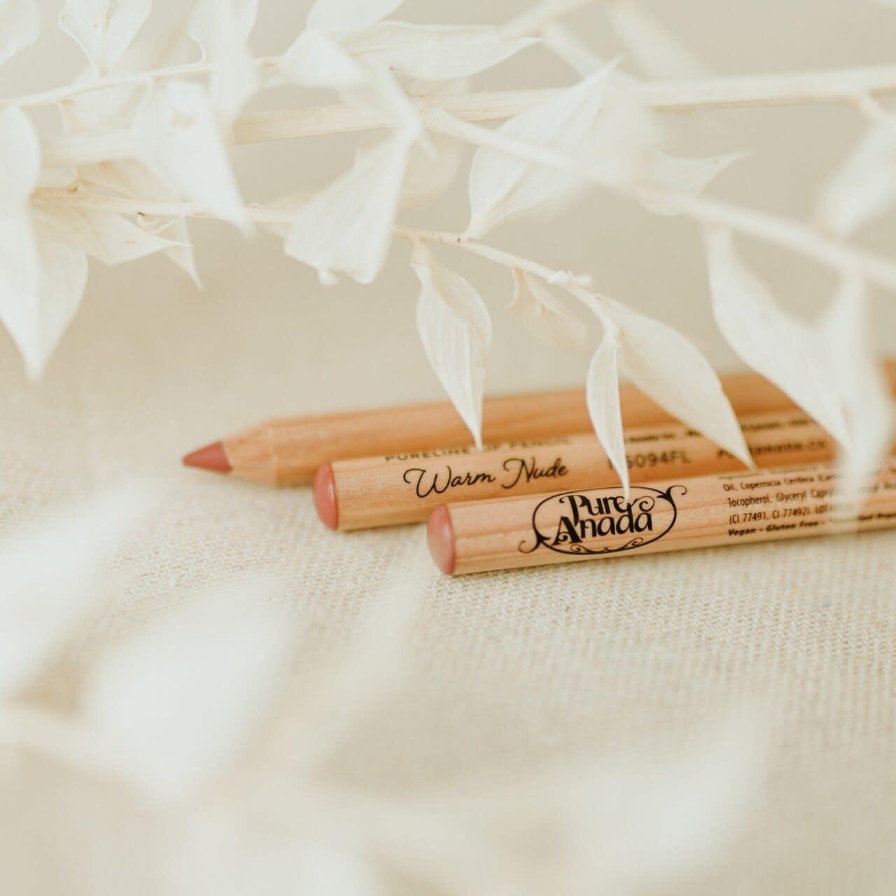 Lip Pencil - Warm Nude-3