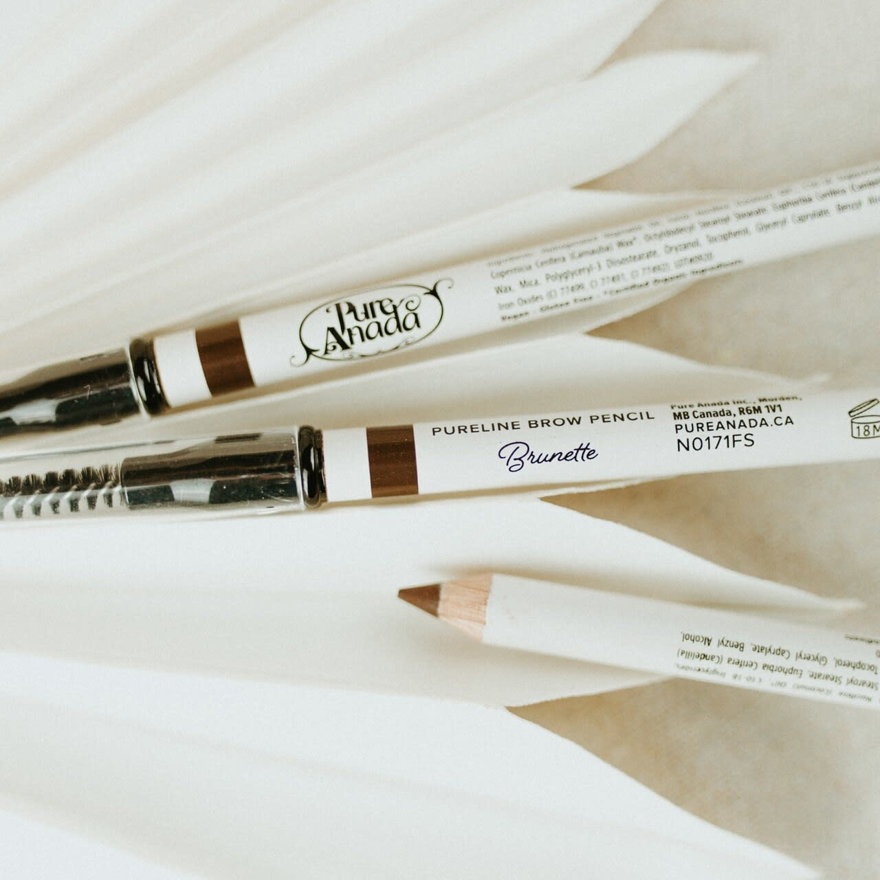 Eyebrow Pencil - Brunette-1
