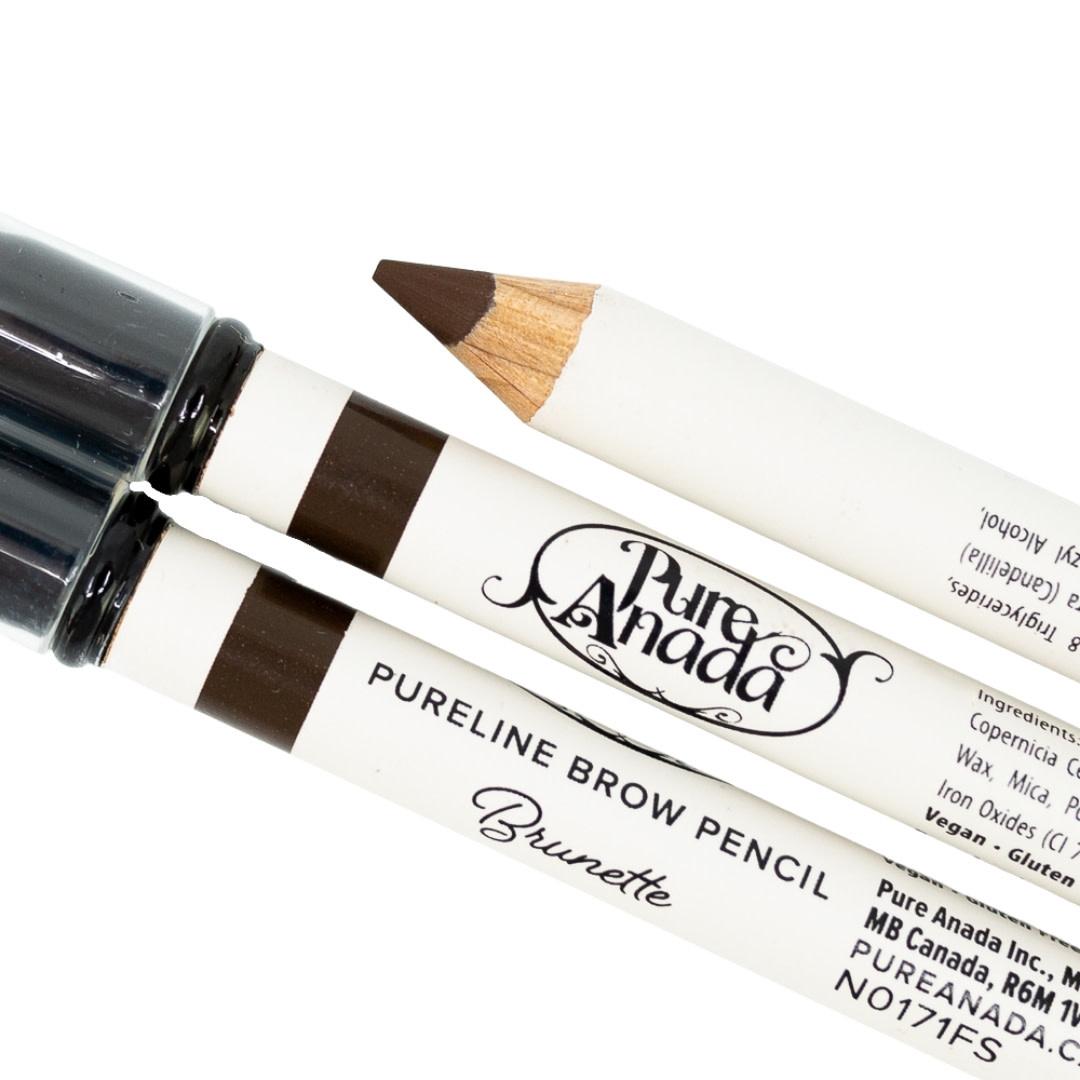Eyebrow Pencil - Brunette-2