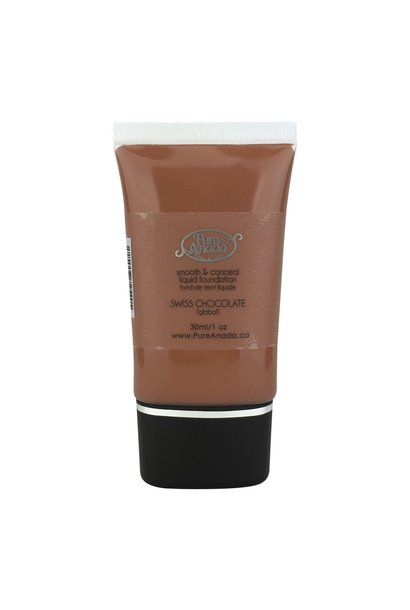 Liquid Foundation - Swiss Chocolate: Global (Neutral)