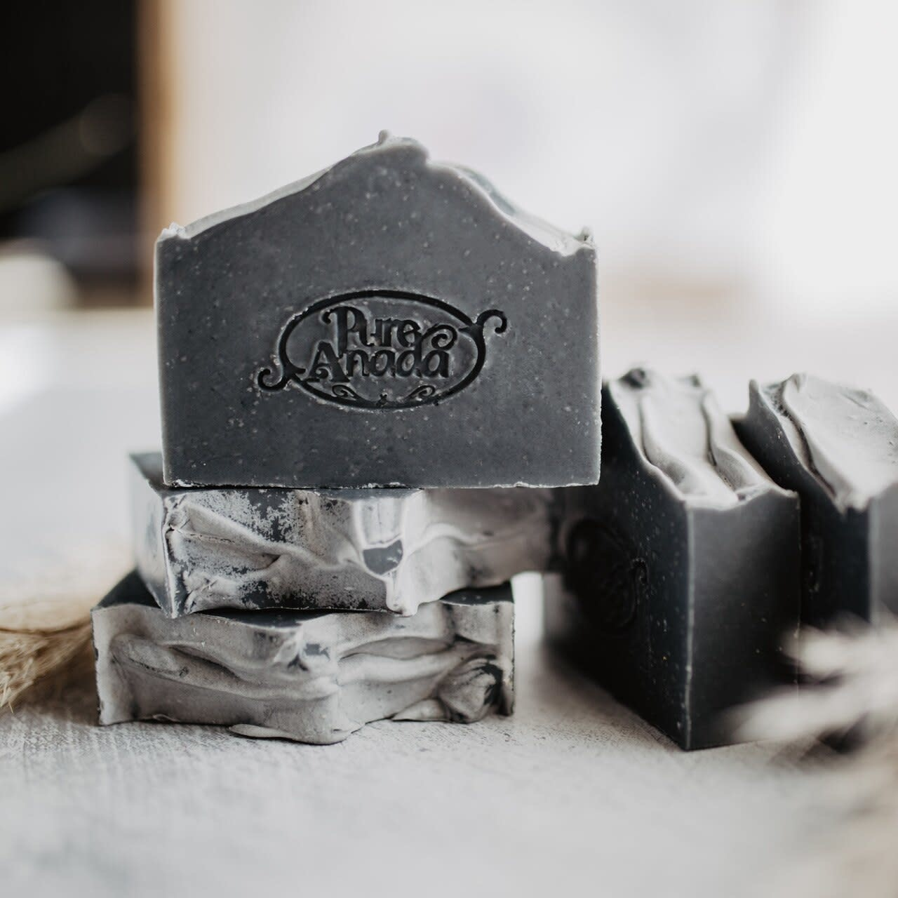 Soap Bar - Charcoal & Tea Tree-1