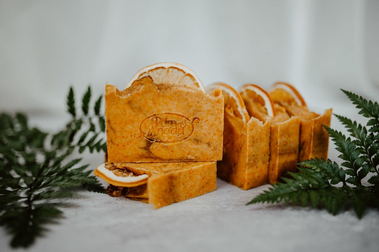 Soap Bar - Sweet Orange & Clove-1