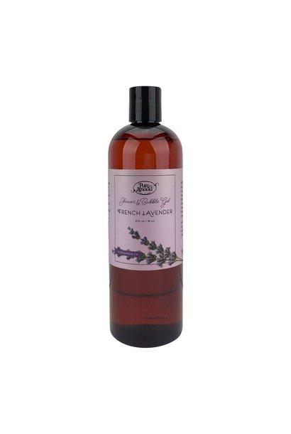 Shower & Bubble Gel - French Lavender