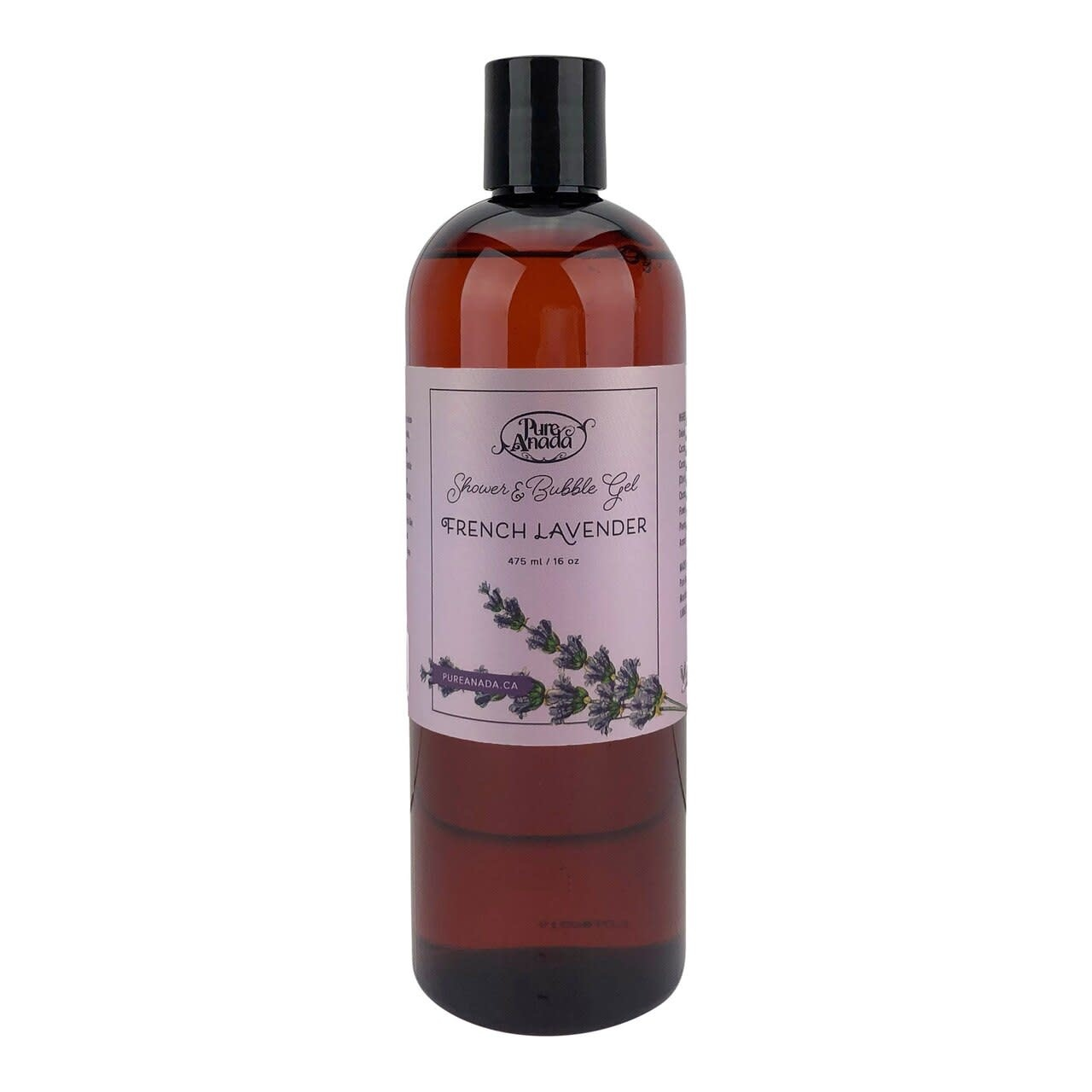 Shower & Bubble Gel - French Lavender-1