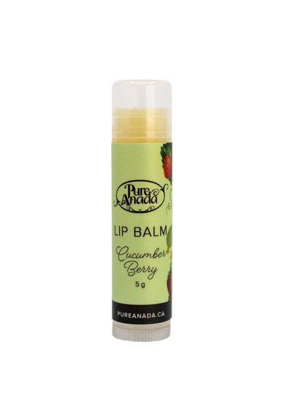 Lip Balm - Cucumber Berry