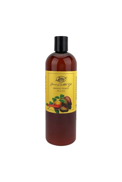 Shower & Bubble Gel - Mango Peach
