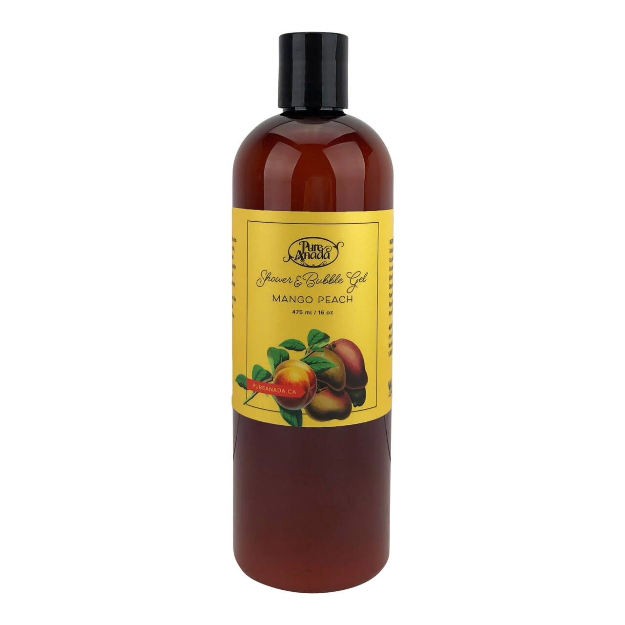 Shower & Bubble Gel - Mango Peach-1