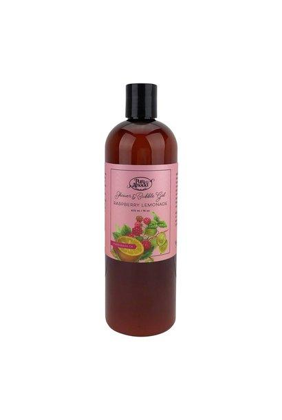 Shower & Bubble Gel - Raspberry Lemonade