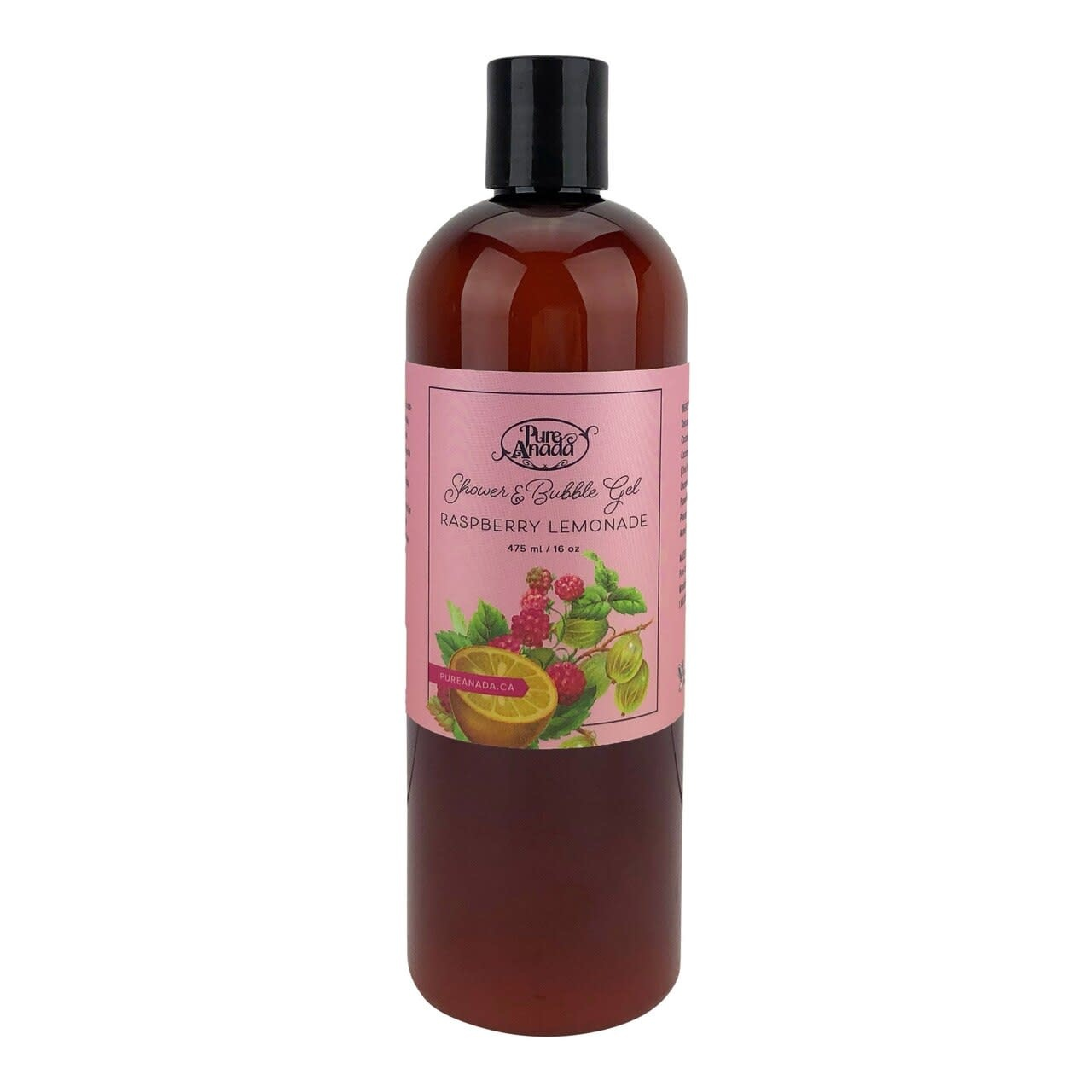 Shower & Bubble Gel - Raspberry Lemonade-1