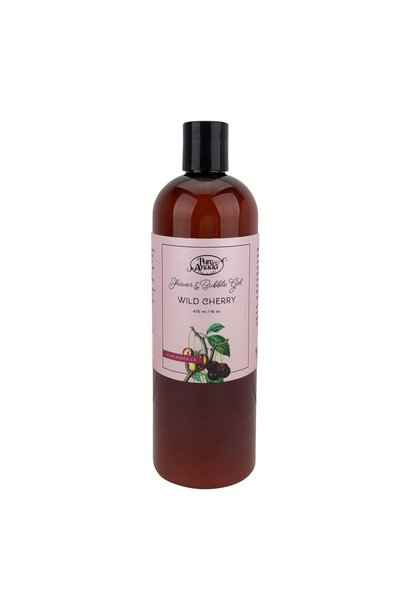 Shower & Bubble Gel - Wild Cherry