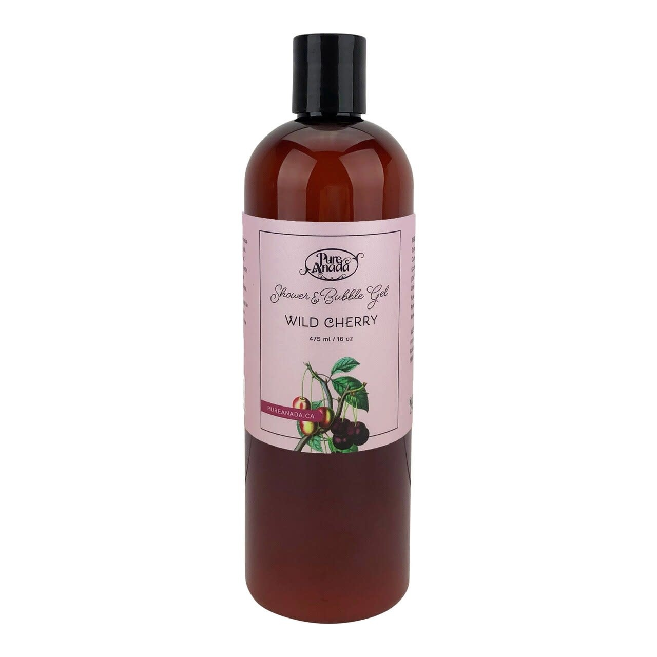 Shower & Bubble Gel - Wild Cherry-1