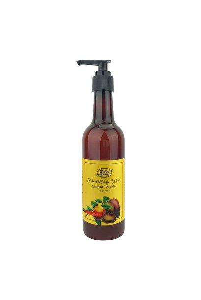 Hand & Body Wash - Mango Peach
