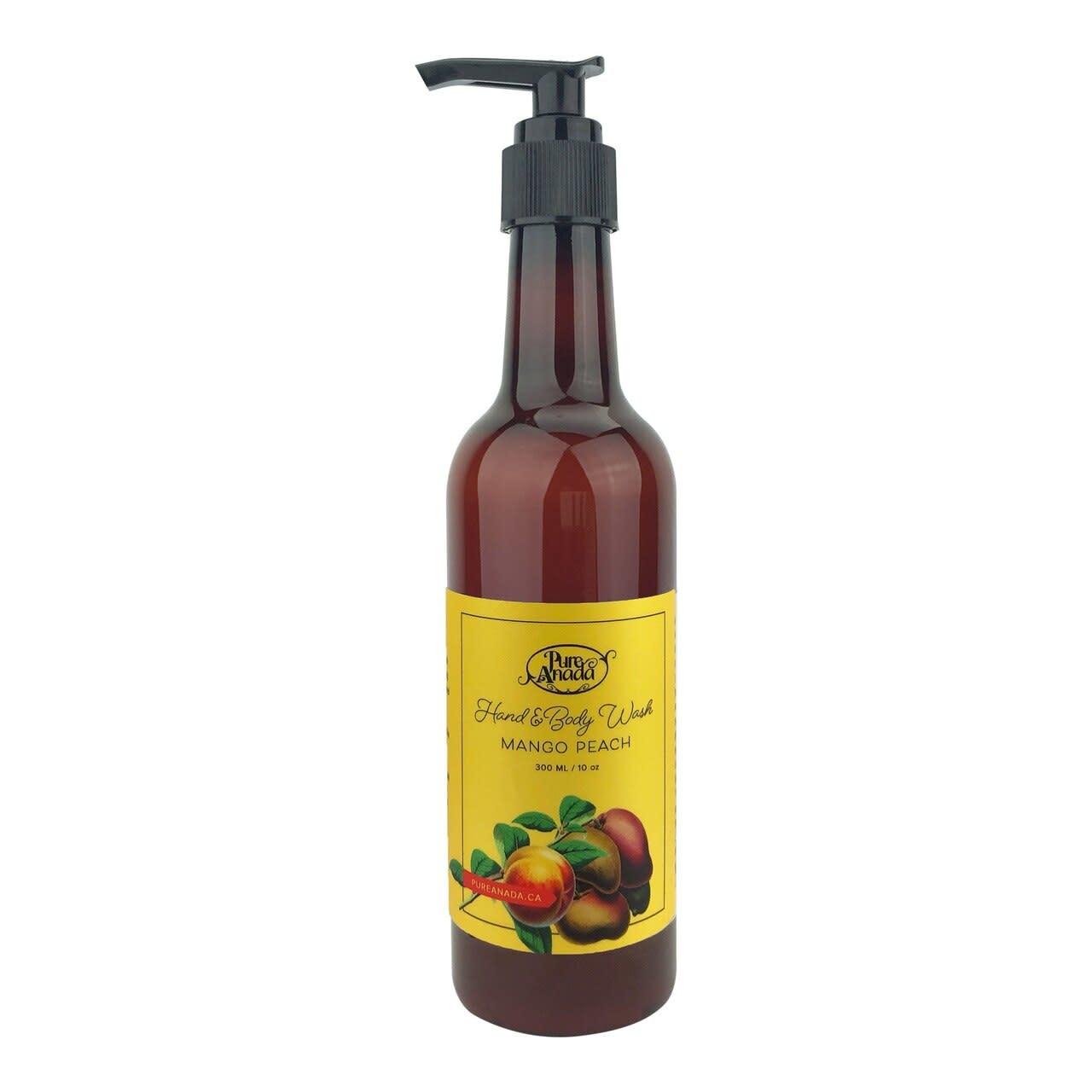 Hand & Body Wash - Mango Peach-1