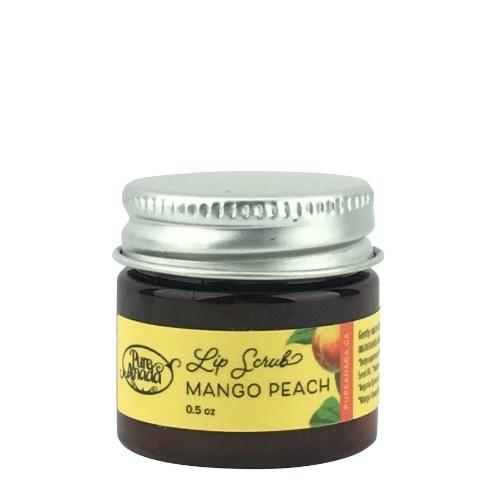 Lip Scrub - Mango Peach-1