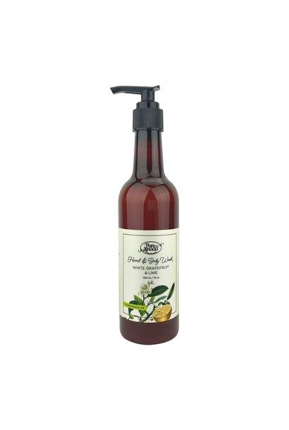 Hand & Body Wash - White Grapefruit & Lime