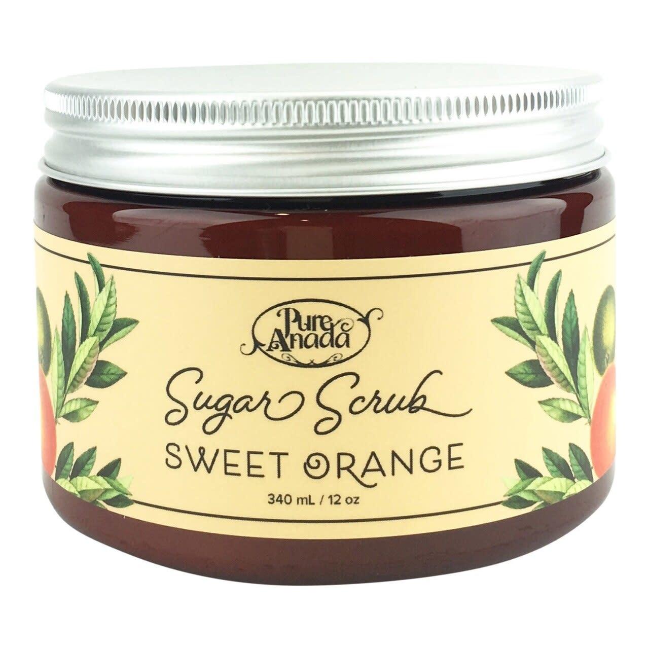 Sugar Scrub - Sweet Orange-1