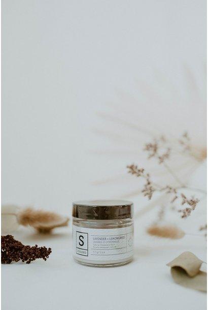 Deodorant Balm - Lavender & Lemongrass