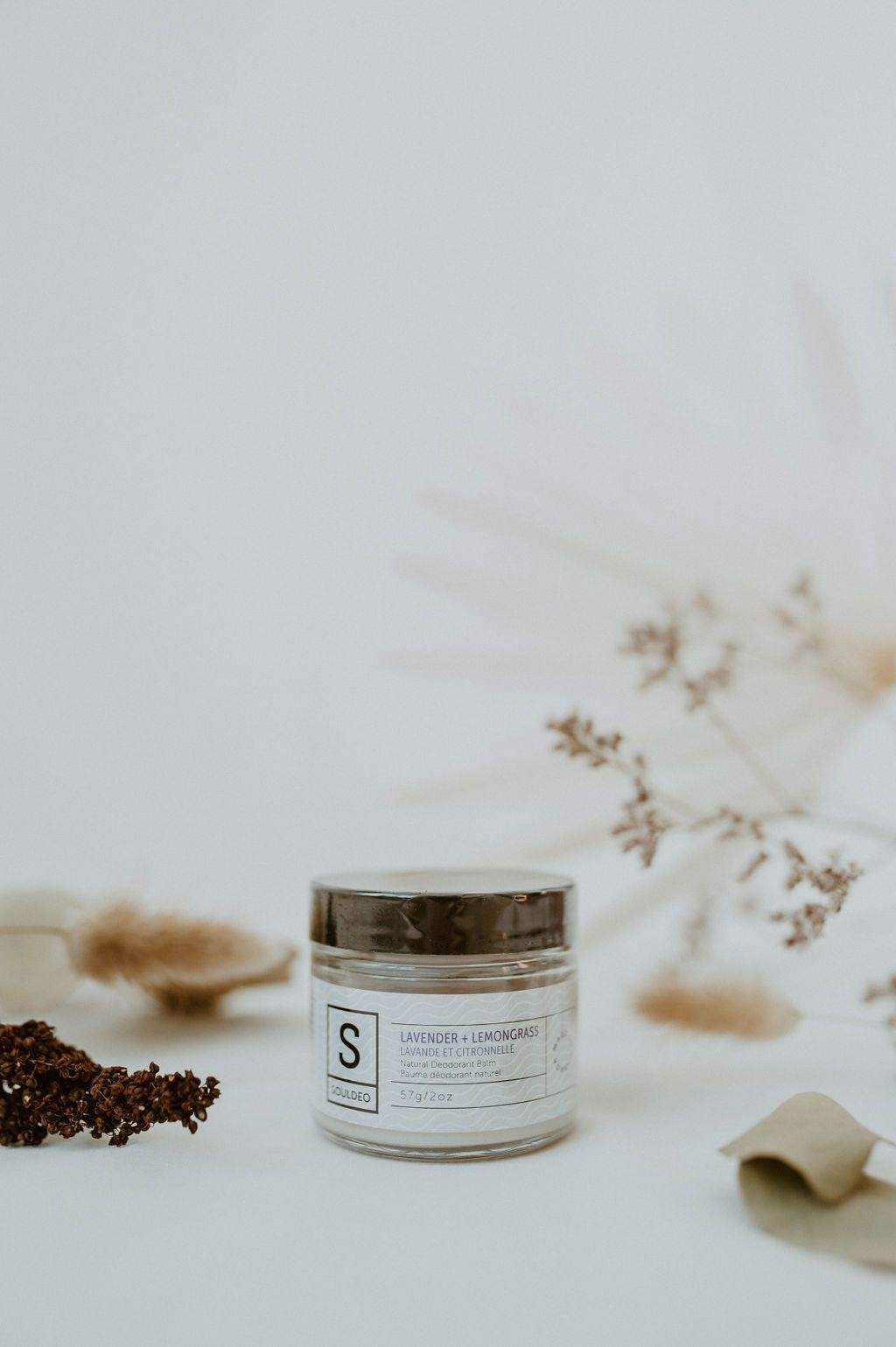 Deodorant Balm - Lavender & Lemongrass-1
