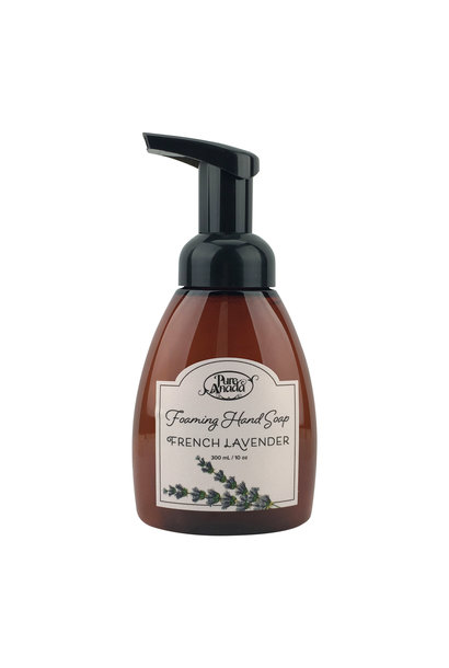 Foaming Hand Soap - French Lavender