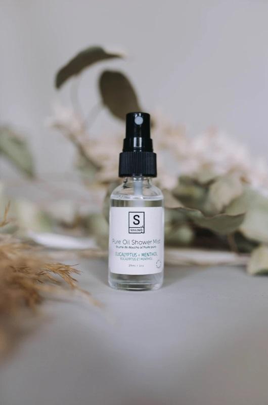 Shower Mist - Eucalyptus &  Menthol-1