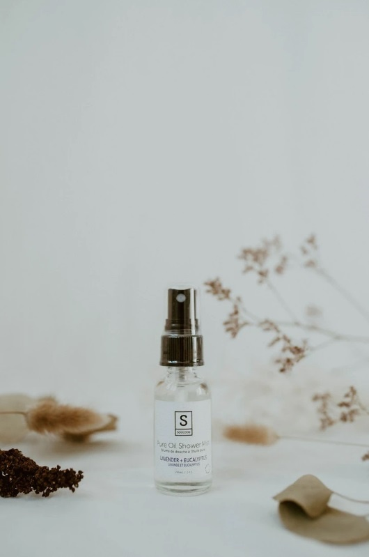 Shower Mist  - Lavender & Eucalyptus-1