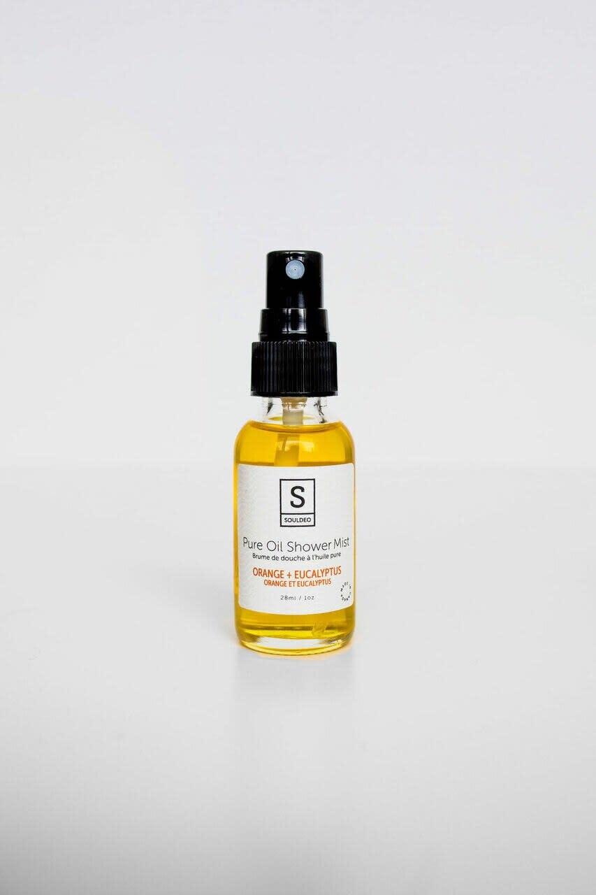Shower Mist - Orange & Eucalyptus-2