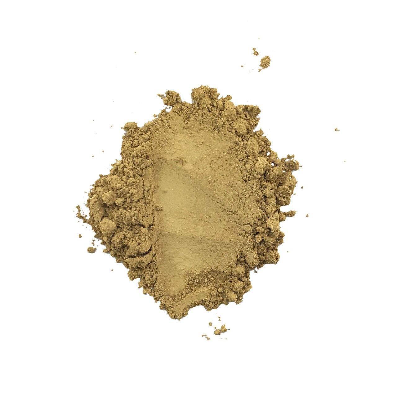 Loose Mineral Foundation - Amber Honey: Medium (Warm)-1