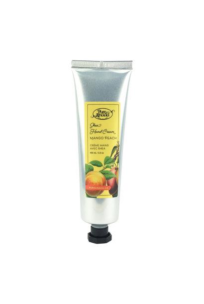 Shea Hand Cream - Mango Peach