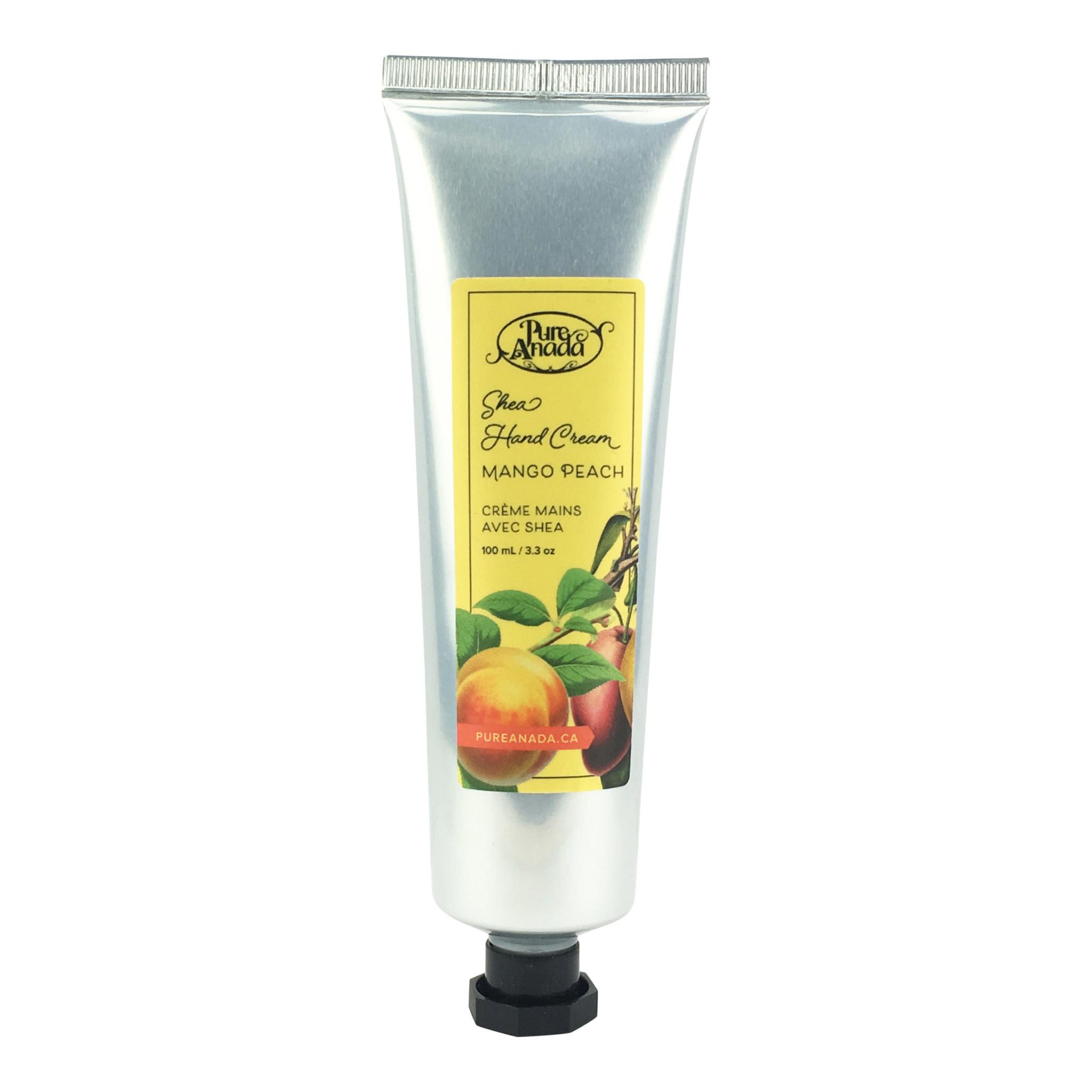 Shea Hand Cream - Mango Peach-1