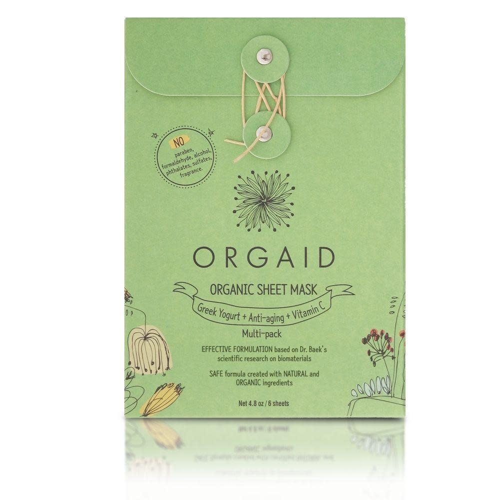 Organic Sheet Mask Multi-Pack-1