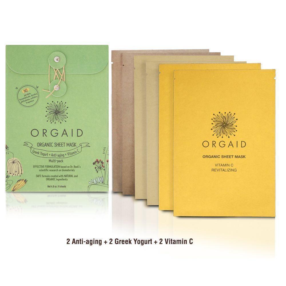 Organic Sheet Mask Multi-Pack-2