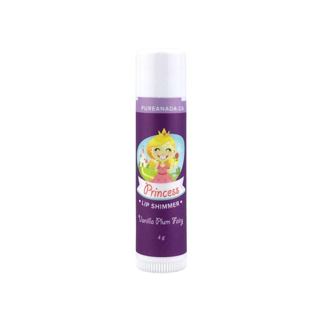 Princess Lip Balm - Vanilla Plum Fairy-1