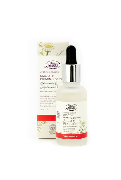 Smooth Priming Serum - Chamomile & Hyaluronic Acid