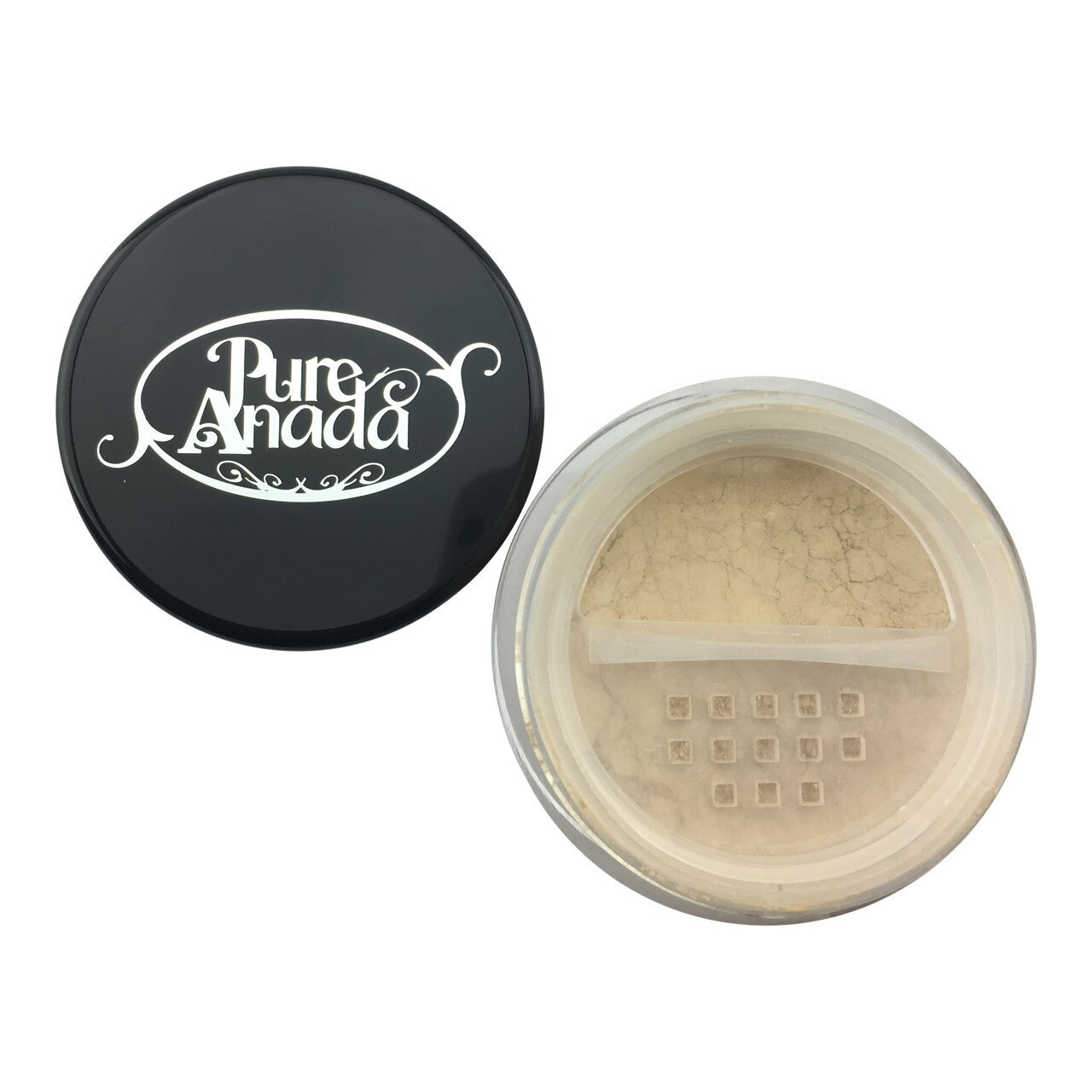 Loose Mineral Foundation - Ivory Chinook: Very Fair (Warm)-2