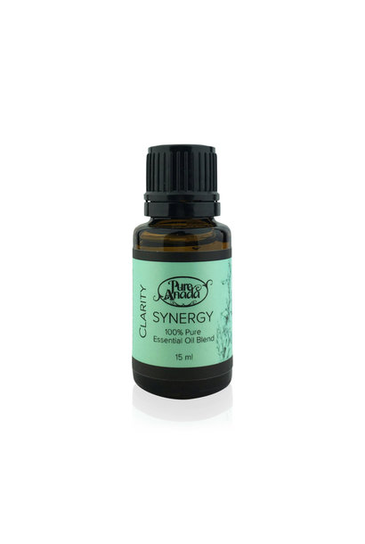 Essential Oil Synergy - Clarity
