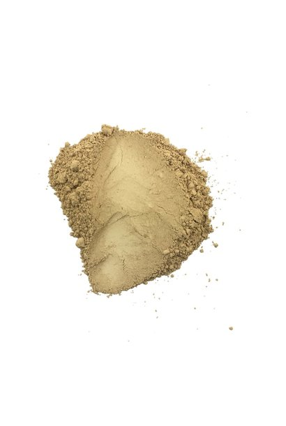 Loose Mineral Foundation - Flaxen Field: Light (Olive)