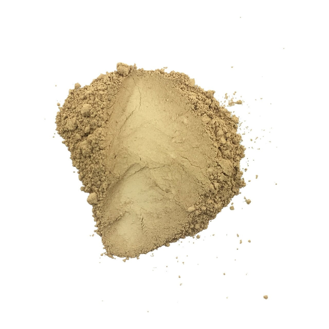 Loose Mineral Foundation - Flaxen Field: Light (Olive)-1