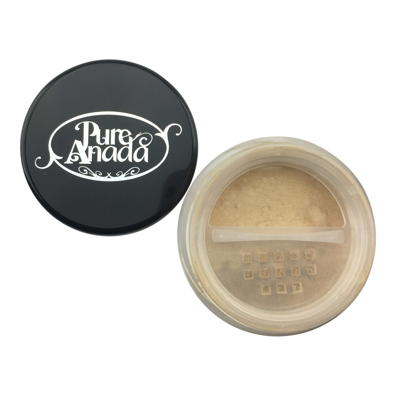 Loose Mineral Foundation - Flaxen Field: Light (Olive)-2