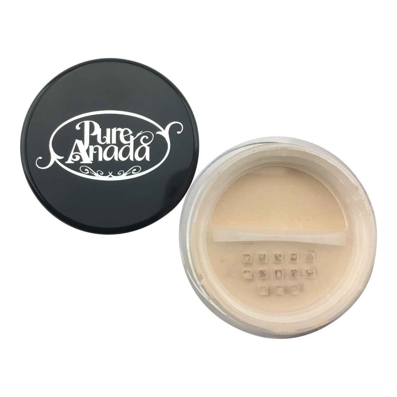 Loose Mineral Foundation - Sunkissed Canadian: Light (Neutral)-2