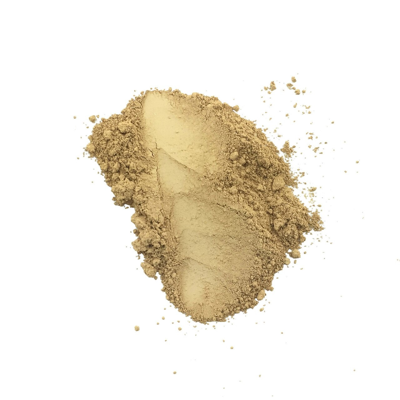Loose Mineral Foundation - Soft Wheat: Light (Warm)-1